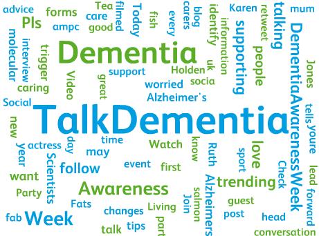 talk dementia